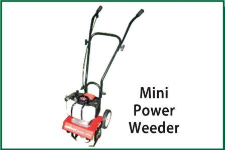Mini Power Weeder